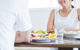 朝ご飯を食べた方が痩せやすい身体を作る
